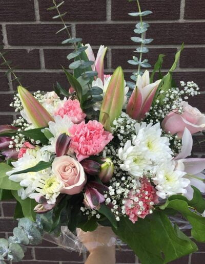 Simply elegant bouquet